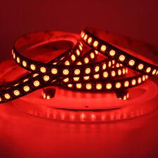 RGB LED 5050 Lichtleiste kürzbar Lichtband Strip Streifen 120LED/m Leuchte Licht
