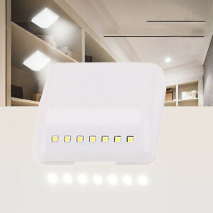 Under Closet Counter Light LED Motion Sensor Lamp Battery Operated Automatic
