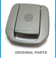 Original BMW Blende Isofix Abdeckung 52207152209 1er 3er X1 Cover Grau Gray