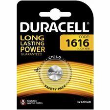 Duracell CR1616 3V Lithium Coin Cell Battery DL1616 1616 BR1616 ECR1616. 0207