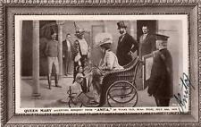 Living Doll Anita Midget signed autograph Royalty 1912 unused RP old pc