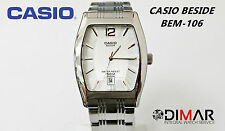 VINTAGE CLASSIC CASIO COLLECTION BEM-106D-7AVEF BESIDE