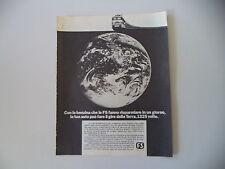advertising Pubblicità 1976 FS FERROVIE DELLO STATO TRENI