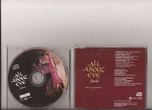 All About Eve  - Scarlet ( 4 Track Picture Disc CD -  EX )