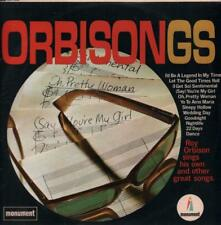 Roy Orbison(Vinyl LP)Orbisonongs-Mounment-SMO 5004-UK-1967-VG+/VG+