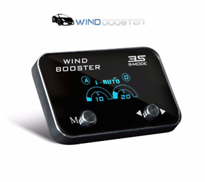 Jeep Grand Cherokee WH Windbooster 9-MODE 3s Throttle Controller - Ultrathin