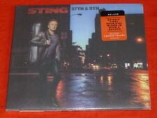 57th & 9th [Deluxe Version] by Sting (The Police) (CD, Nov-2016, Interscope)