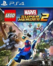 Lego Marvel Super Heroes 2 Ps4 PlayStation 4 in Stock From BRISBANE