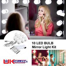Mirror Lights Make up LED Hollywood Kit Bulbs Wall Vanity Light Dimmable Lights