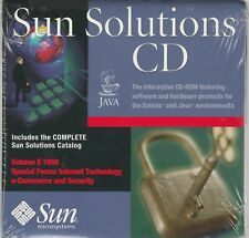 Sun Solutions CD Volume 2 1998  by Sun microsystems
