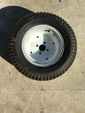 White Outdoor GT-2550 H Garden Tractor Rear Wheel Tire Rim 23x9.50-12 4-Lug