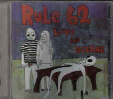 Rule 62-Love And Decline cd Album