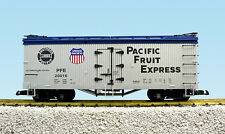 Usa Trains G Scale R16005A-D Reefer Pfe Sp/Up Choice Of Rd #'S New Release