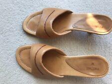 Pikolinos spanish light brown open sandals ladies, women size 5 (38)