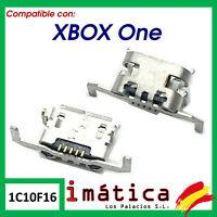 CONECTOR DE CARGA MICRO USB PARA MANDO DE MICROSOFT XBOX ONE X-BOX PUERTO