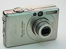 Canon PowerShot Digital ELPH SD450  5.0MP Digital Camera