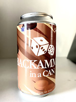 Backammon In a Can Game