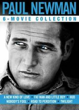 PAUL NEWMAN 6 -FILM COLLECTION NEW DVD