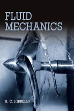 NEW - Fluid Mechanics by Hibbeler, Russell C. (Hardcover)