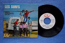 LES SURFS / EP FESTIVAL FX 1410 M / LABEL 2 / BIEM 1964 ( F )