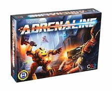 Adrenaline Game Board Game (5 Player) New