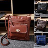 Hot Women Shoulder Bag Handbag PU Leather Satchel messenger Cross Body Weekend A