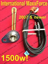 International Block Heater 2007+ MaxxForce DT9 & Maxxforce DT10 Maxx Force DT 9