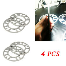 4PCS Aluminum Adjusting Shims Car Wheel Spacer Shims Wheel Gasket Flange Hotsell