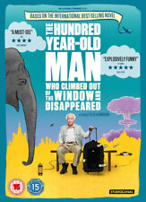 The 100-year-old Man Who Climbed Out the Window and Disappeared DVD (2014)