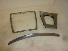 Abdeckung Rahmen Dekorleiste Aluminium Volvo V70 II S60 30672110 30676017