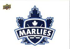 2014-15 Upper Deck AHL TORONTO MARLIES Logo Sticker #27 Maple Leafs