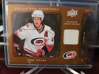 ERIC STAAL TREASURED SWATCHES UPPER DECK 2009/10