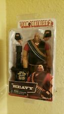 NECA Valve Team Fortress 2 RED HEAVY New in Box Very HTF! Authentic US Seller!
