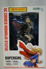 Kotobukiya DC Bishoujo Supergirl 1/7 Scale LE Black Suit Sealed Authentic 2011