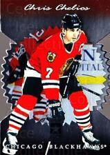 1996-97 Donruss Elite Die Cut Stars #20 Chris Chelios