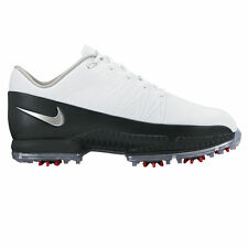 Nike Air Zoom Attack Golf Shoes White/Black/Silver Sz 12M FREE SHIP w/BUY IT NOW