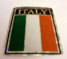 """3x4"" Italy Sticker / Italy Flag / Decal"