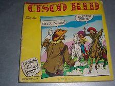 I QUADERNI DEL FUMETTO N.8 - CISCO KID - SERIE SALINAS - 1974