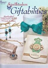 Spellbinders Giftabilities Handcrafted Treasures Craft Book