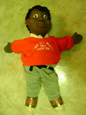 Little Bill Doll  Bill Cosby Hey Hey Fat Albert Vintage
