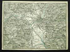 Antica=Topografica=MERANO_TRENTINO= Scala1:6500.1907..