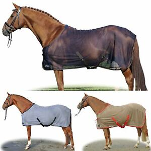 Fly Rug Santos Tail Mask Strap Flies & Insects Thick Horse Protection Blanket
