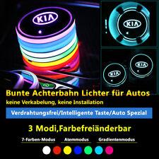 2 Stück Kia Innenausstattung Leuchten geändertes Zubehör Autozubehör Autoteile