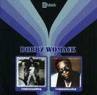 BOBBY WOMACK Understanding / Communication (2004) remastered 17-track CD NEW