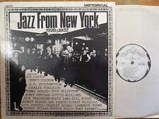 HLP 33 Various Artists - Jazz From New York - LP