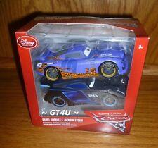 Disney Collection Cars 3 Jackson Storm & Daniel Swervez Octane Gain 1:43 2 Pack