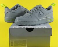 Nike Air Force 1 Low GS 'Particle Grey' Big Kids Size 4Y/Women 5.5 [DD3227-001]