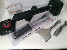Pro Carpet Fitting Tools Knee Kicker Stair Tool Dolphin Knife Hammer Tacker Stap