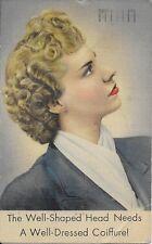 Well Shaped Head Needs Well Shaped Coiffure Creative Beauty Salon 1947 NYC NY