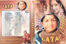 Hits Of Lata Mangeshkar  (DvD-Video) India/Hindi/Bollywood/H/Music/Song/Videos